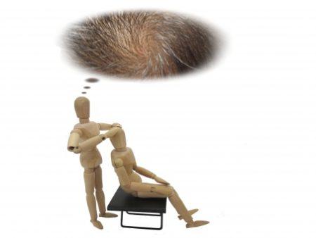 薄毛の発症は遺伝だけが原因