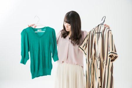スタイルがよく見える誰でも簡単にできる服の選び方とは?